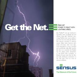 Sensus Get the Net Ad Campaign