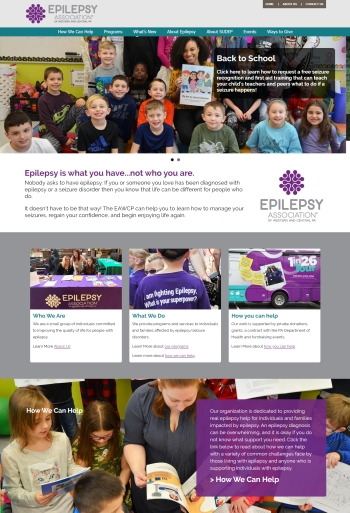 Epilepsy Foundation Web Site